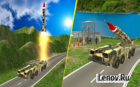 Drive US Army Missile Launcher v 1.0 Мод (Unlocked)