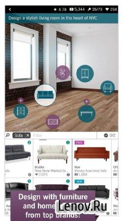 Design Home v 1.49.017 Mod (Unlimited Cash/Diamonds/Keys)