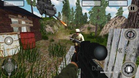 Elite Commando Special Ops 3D v 1.0 Мод (Unlocked)