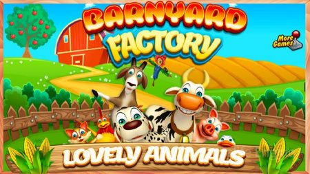 Barnyard Factory - Animal Farm (обновлено v 7.0) (Mod Money)