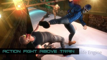 London Subway Criminal Squad v 1.1 Мод (Unlocked)