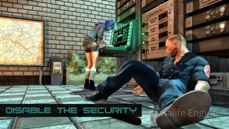 London Subway Criminal Squad v 1.1 Мод (Unlocked)