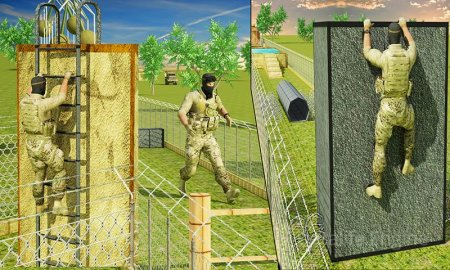 US Army Training Mission Game v 1.0.1 Мод (Unlocked)