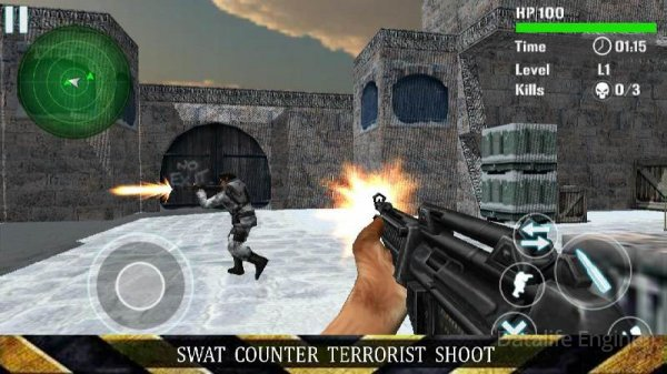 спецназ команда terrorist rss взлом