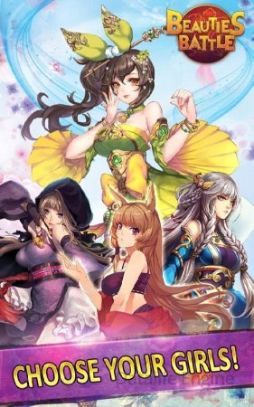 Beauties Battle v 1.2.9 (High damage/God Mode)