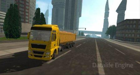 Truck Simulator : City v 1.4 (Mod Money)