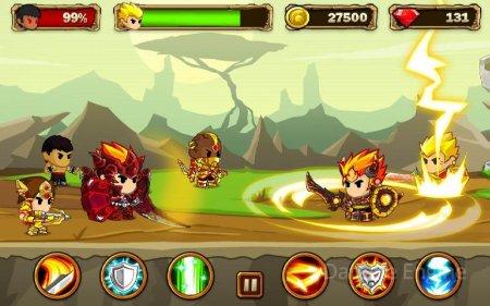 Pocket Army v 2.2.0 (Mod Money)