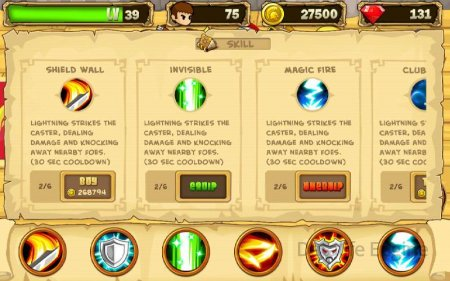 Pocket Army v 2.0.8 (Mod Money)