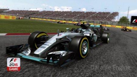 F1 2016 (обновлено v 1.0.1 b23) (Full)