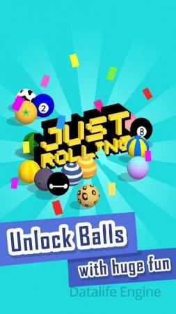 Just Rolling v 3.1 (Mod Money)