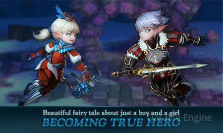 Fable Of Fantasy v 0.1.20161125171 Мод (Increased HP/DEF/ATK X100)