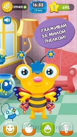 BeeSmarty tamagotchi-organizer v 1.0.11 Мод (For each level is given a lot of coins/No advertising)