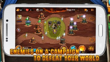 Tower Defense Battle v 1.3.1 (Mod Money)
