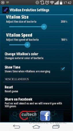 Vitalion Bacteria Evolution v 1.3 (Full)