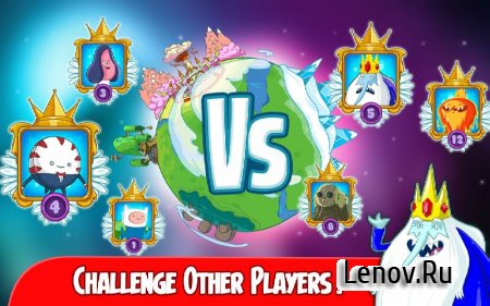 Champions and Challengers - Adventure Time v 1.3.2 (Mod Money)