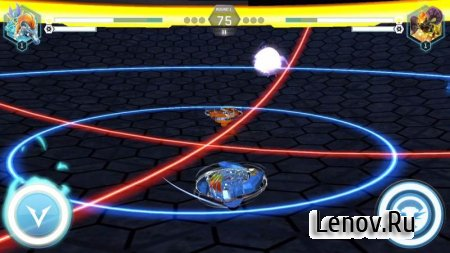 BEYBLADE BURST app v 6.4.2 Мод (Unlimited Coins/Parts Unlocked)