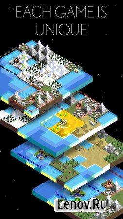 The Battle of Polytopia v Freeze A Мод (Unlocked)