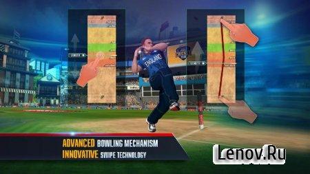 ICC Pro Cricket 2015 (обновлено v 2.0.41) Мод (Unlimited Gold/Silver/VIP Unlocked)