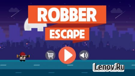 Robber Escape v 1.3 (Mod Money)