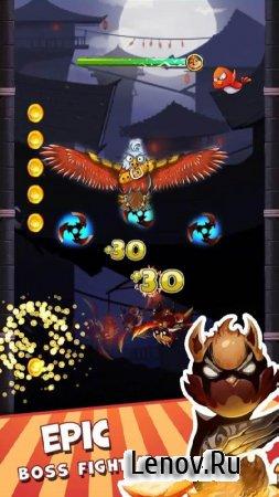 Ninja Panda Jumper (обновлено v 1.1.56) (Mod Money)