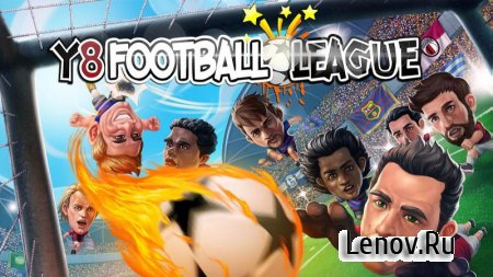 Y8 Football League (обновлено v 1.1.8) (Mod Money)