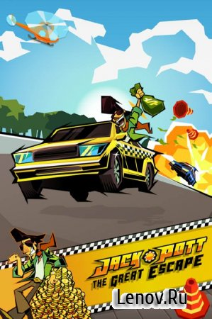 Jack Pott - The Great Escape v 2.0.1 (Mod Money)