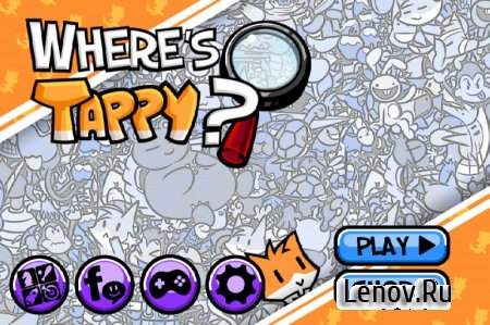 Where's Tappy? Hidden Objects v 1.5.5 (Mod Money)