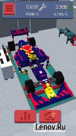 Formula Clicker - Idle Manager (обновлено v 2.5) (Mod Money)