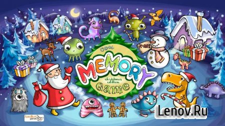 Memory Game: Christmas edition v 1.0.2 Мод (no Ads)