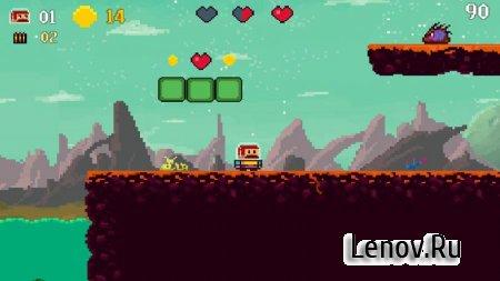 Super Mustache platformer (обновлено v 1.63) Мод (Unlocked)