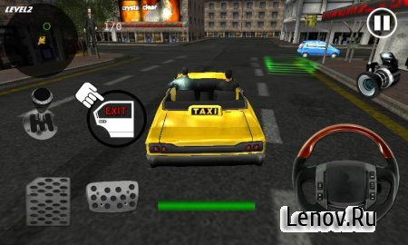 Taxi Drive Speed Simulator 3D v 23
