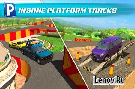 Obstacle Course Car Parking v 1.0
