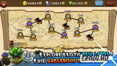 Pandora Maze v 2.1.5 Мод (1Hit Kill/Enemy 1 Dmg & More)