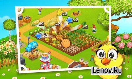 New Farm Town™:Day on Hay Farm v 2.32 (Mod Money)