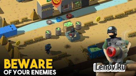 Bomb Hunters (обновлено v 2.0) (Mod Money)