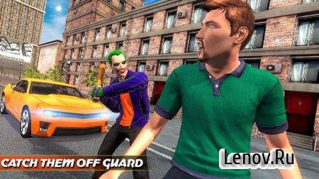 City Gangster Clown Attack 3D v 1.4