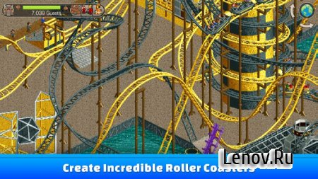 RollerCoaster Tycoon® Classic v 1.0.0.1903060 Мод (Unlock/Money)