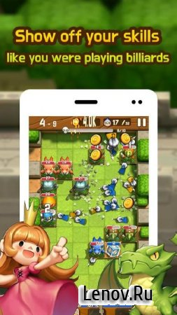 Monster Breaker Hero v 9.2 (Mod Money)