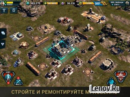 War Commander: Rogue Assault v 3.5.1 Мод (High Damage)