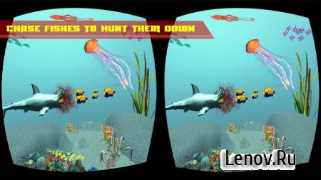 Killer Shark Attack VR v 1.4