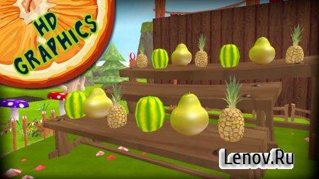 Fruit Shoot 3D - Splash v 1.1 (Mod Money/Unlock)