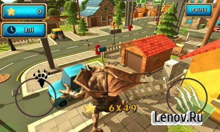 Monster Simulator Trigger City v 1 Мод (Unlocked)