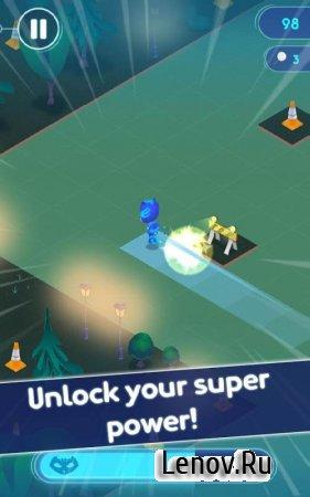 PJ Masks: Super City Run v 1.3.8 Мод (полная версия)