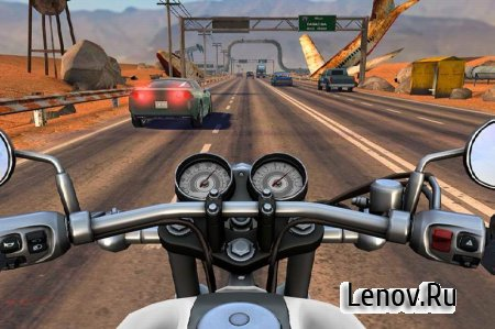 Moto Rider GO: Highway Traffic v 1.23.0 (Mod Money)