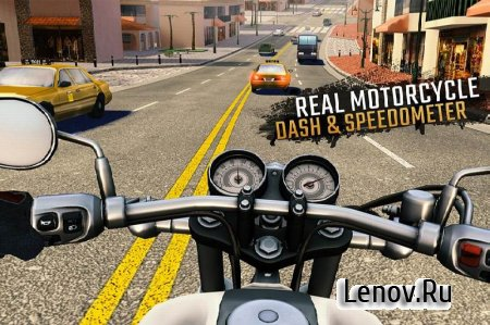 Moto Rider GO: Highway Traffic v 1.29.1 (Mod Money)