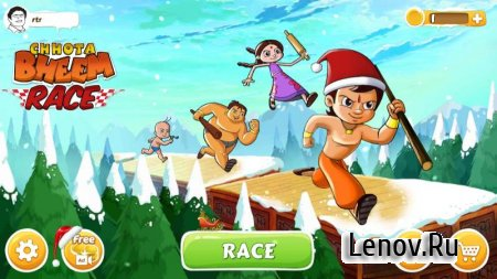 Chhota Bheem Race Game v 2.1