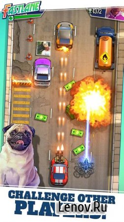 Fastlane: Road to Revenge v 1.44.0.6567 (Mod Money)