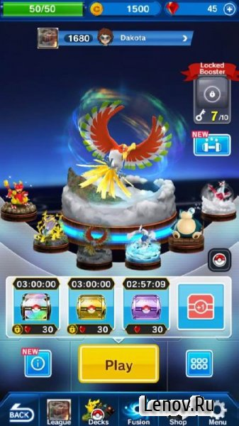 pokemon duel mod apk 7.0.5