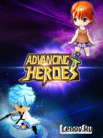 Advancing Heroes v 0.0.0.7 (God Mode/1 Hit Kill)