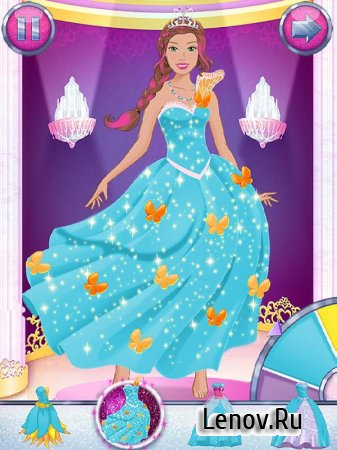 Barbie Magical Fashion v 2.2 Mod (Unlocked)